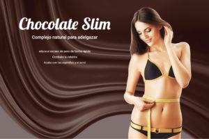Bebida de chocolate, Chocolate Slim ™ - ayuda a la pérdida de peso, celulitis y acné