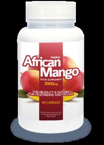 African Mango ™ – receta para el adelgazamiento eficaz