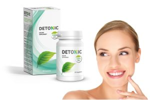 Detoxic ™ – για παράσιτα – καθαρισμός σώματος