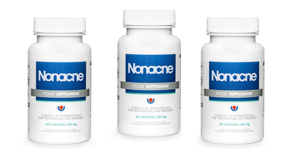 Nonacne ™ to silne i skuteczne tabletki na trądzik