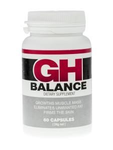 Hormon wzrostu w tabletkach - GH Balance