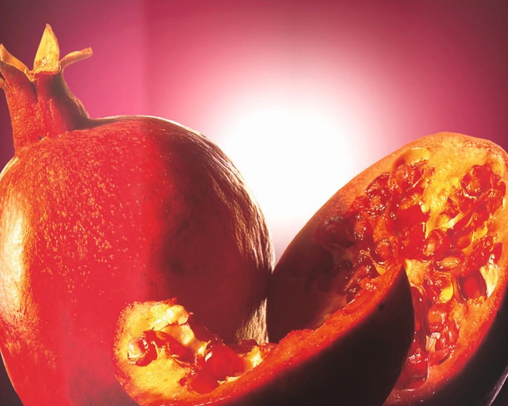 granat - owoc