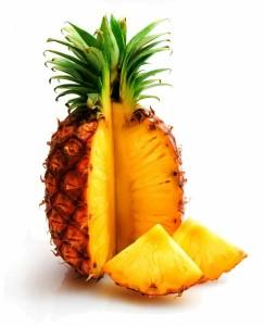 plaster ananasa