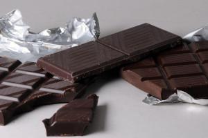 Czarna czekolada