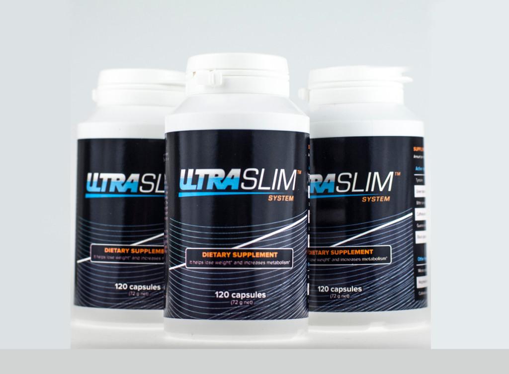Tabletki na odchudzanie Ultra Slim