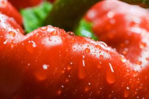 Czerwona papryka (picjumbo.com)