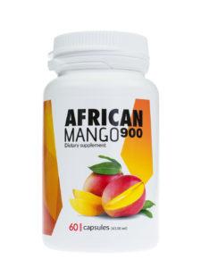 African Mango Max 900 Maksymalnie skuteczne odchudzanie
