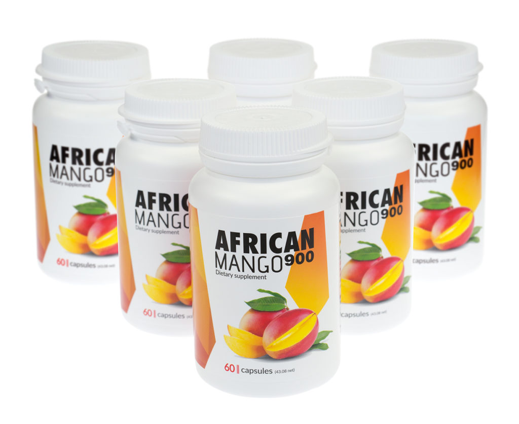African Mango Max 900 Maxi Pack