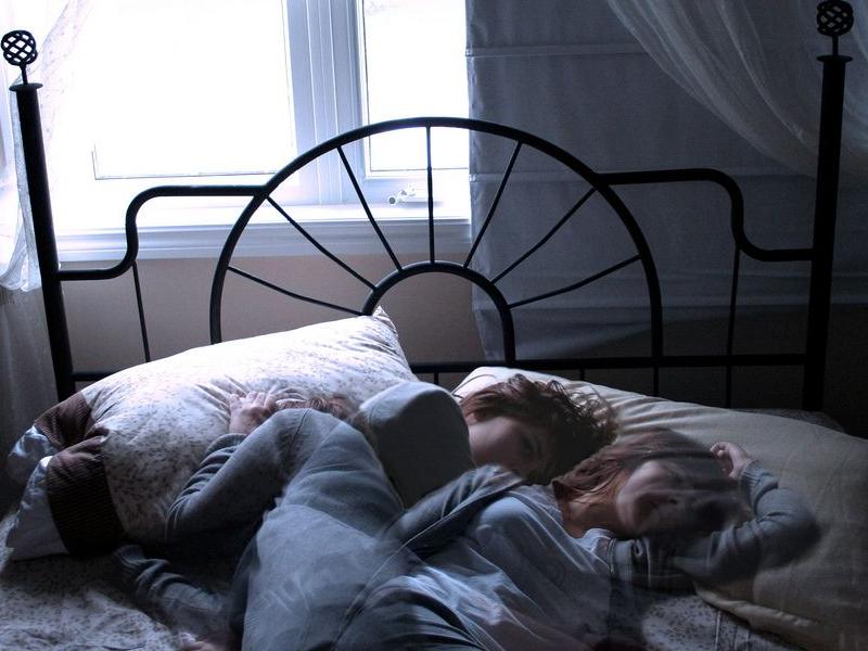 Bezsenność - problemy z zasypianiem