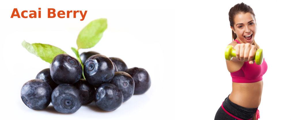 Acai Berry - Tabletki na odchudzanie