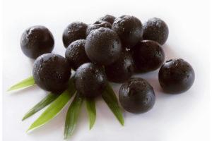 Jagody Acai (Acai Berry, Euterpe oleracea fruit)