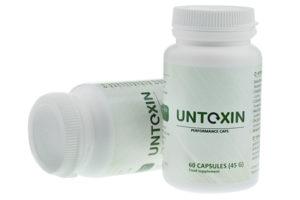 UNTOXIN - Wewnętrzny detox