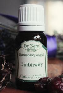 Dr Beta olejek imbirowy