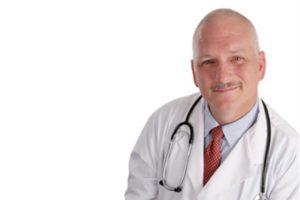 Profesor dr nauk medycznych Józef Gnatowski