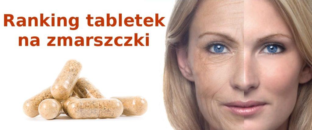 Ranking tabletek na zmarszczki