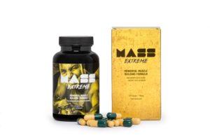 Mass Extreme™ - szybkie budowanie masy mięśniowej