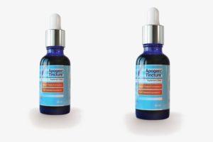 Apogen ® Tincture - Płynna spirulina w walce z wirusami