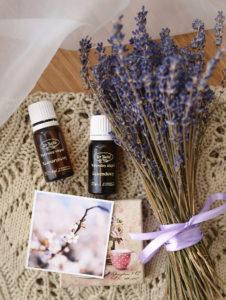 Lawenda i rozmaryn – olejki eteryczne na uspokojenie i apatię