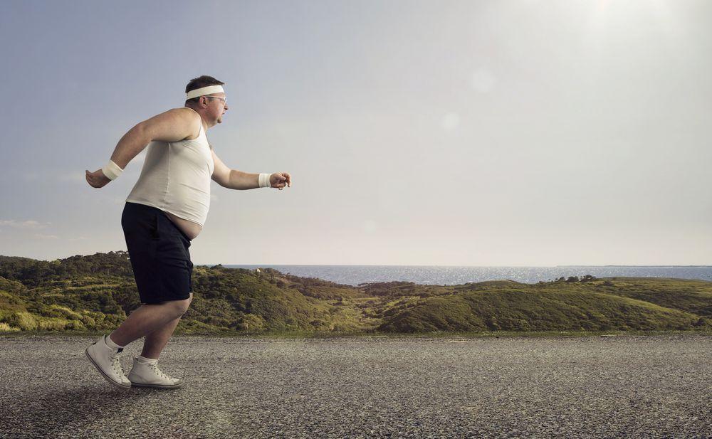 sport na otyłość