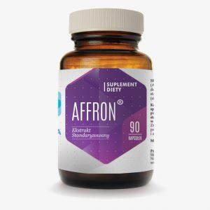 Affron ® - Szafran na pozytywny nastrój