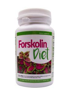 FORSKOLIN DIET ™ - forskolina (pokrzywa indyjska) - Nowość