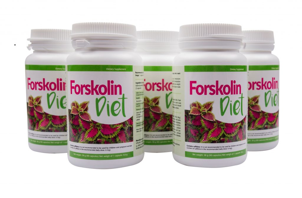 Forskolin Diet ™ – 6 szt.