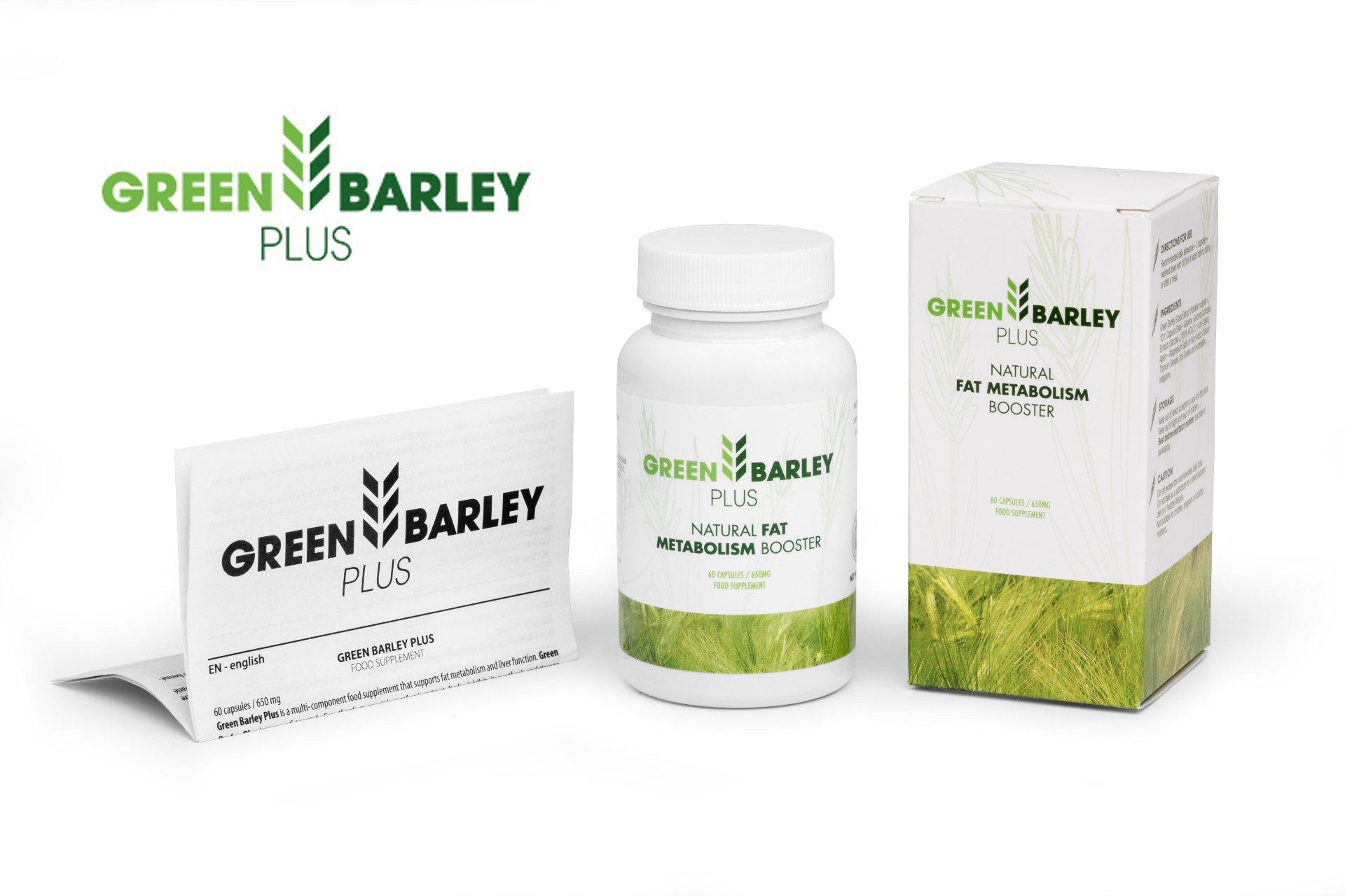 zielony jęczmień tabletki bio
