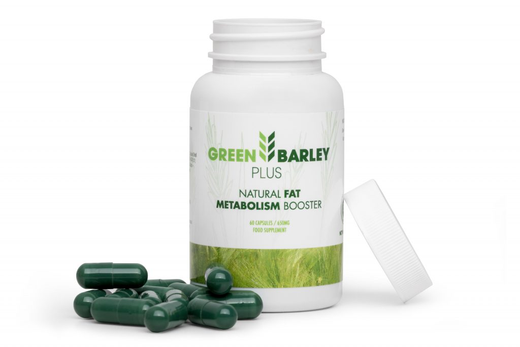 Green Barley Plus ™ capsules