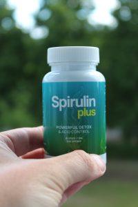 Środek na odkwaszanie organizmu - Spirulin Plus