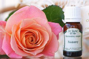 Olejek różany (Oleum Rosae)