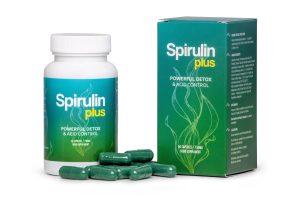 Spirulin Plus ™ -> detoks + odkwaszanie organizmu = Witalność
