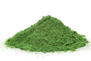 Zielona glinka