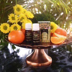 Olejek eteryczny mandarynkowy – odświeża i uspokaja
