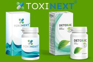ToxiNext ™ na pasożyty i oczyszczanie