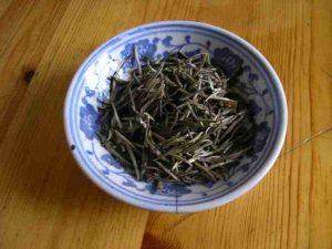 Yellow tea (zółta herbata) - herbata cesarska