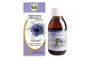 Olej z czarnuszki siewnej (Oleum Nigellae Sativae)