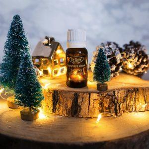 Święta z aromaterapią
