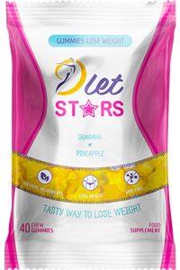 Żelki odchudzające Diet Stars ™