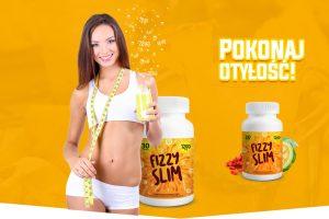 Fizzy Slim ™ - Nowość! - odchudzające tabletki musujące
