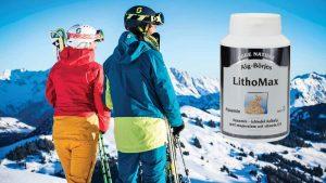LithoMax Aquamin ™ - Przygotowanie stawów do jazdy na nartach