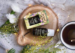 Relaksujące olejki eteryczne