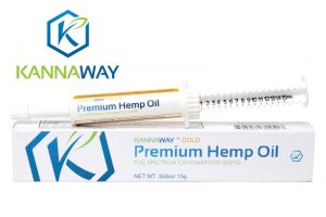 Kannaway ™ Gold Premium Hemp Oil