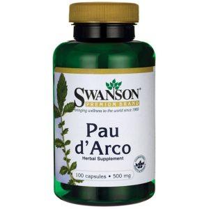 Pau D'Arco skarb Inków na wiele dolegliwości
