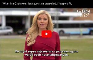 Video: Witamina C skuteczna w leczeniu sepsy