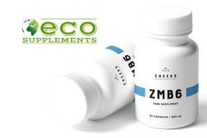 Suplement diety ZMB6 marki Cheers ™
