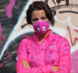 Maski antysmogowe dla biegaczy