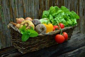 Owoce i warzywa w diecie pracujących Polaków