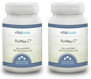vitamin C 500 Pureway-C vitabase