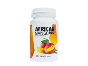 AFRICAN MANGO MAX 900 - Maximum effective weight loss