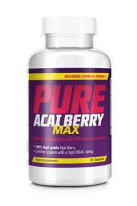 Bauer Nutrition Pure Acai Berry